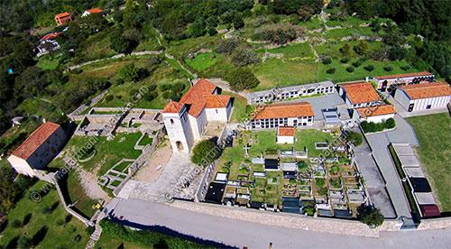 Crkva sv. Lucije Jurandvor otok Krk Baska