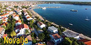 Ferienwohnungen Novalja