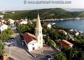 Jadranovo - crkva Sv. Jakova